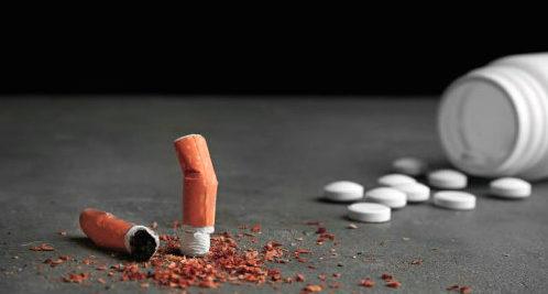 Окурки и таблетки