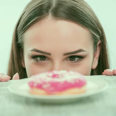голодный взгляд