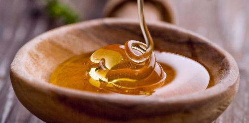 тягучий мёд