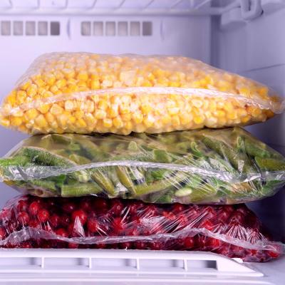 заморозка овощей и ягод