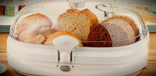 вакуумный контейнер для хлеба