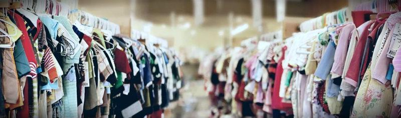 одежда в секондхенде