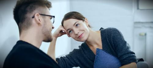 компромисс между мужчиной и женщиной