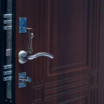 металлическая дверь как выбрать